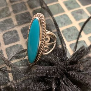.925 sterling silver ring